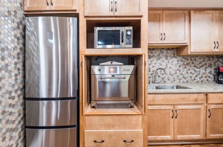 hermitage wing kitchen